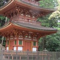 鳥居のあるお寺・・・「霊山寺」