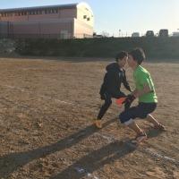 新潟医療福祉大学アルティメットサークル スカーレットの練習にお邪魔しました!