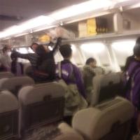 沖縄へ到着