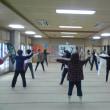 大野コミセン健康太極拳教室でした。