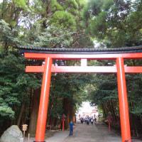 熊本鹿児島で訪問した神社'16年度