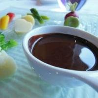 チョコレートディップ