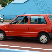 Fiat Uno 1983- 大ヒット作となったフィアット ウーノ