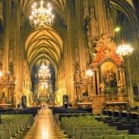 シュテファン大聖堂よりメッセージ