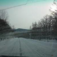 雪が積もってきました。