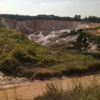 カウリン採掘場