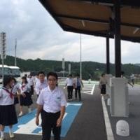 9月16日【金】② 修学旅行4日目 解散式