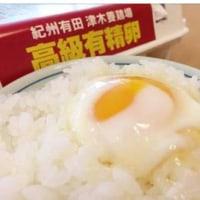 温泉卵風 卵かけご飯
