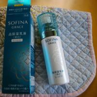 花王さんの 化粧水、乳液 使用中です!