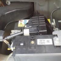 【静電気対策:現在乾燥中のプリウス君を試しに乗ってきます】夕方から明日からの節電工事の打ち合わせです。