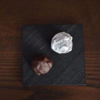 クレームダンジュとトリュフチョコレート