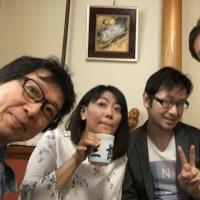 外山安樹子トリオ初夏のツアー2017 4日目