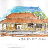 JRウォーキング網田駅編 網田駅の駅舎