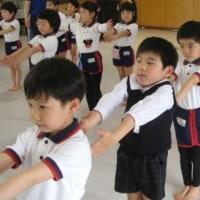 『体操指導』(年長・月組)