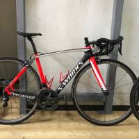 379土 ローラー30分 新しい自転車