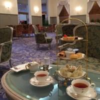 宝塚ホテルへ行ってみた【2】《喫茶》