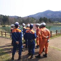防災航空隊消火訓練(14日前編)