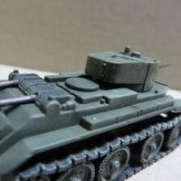 BT-7の組み立て