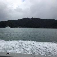 最後の船釣り(^-^)