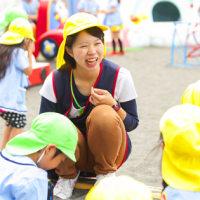 【東京都北区(赤羽駅)】 先生達も明るく元気に保育をしている幼稚園での正規 幼稚園教諭の求人