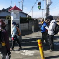 鎌倉街道上道第4回目です。