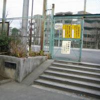 東京 中野区の城跡「城山」
