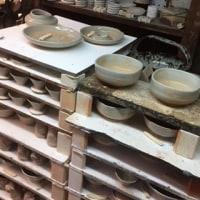 窯詰め    Kiln packing