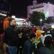 Shibuya haloween night