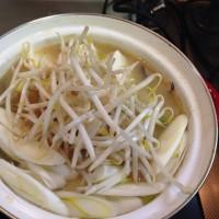 ひとり味噌鍋