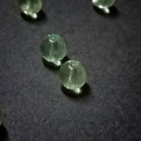グリーンフローライト◆天然石(パワーストーン)ブレスレット