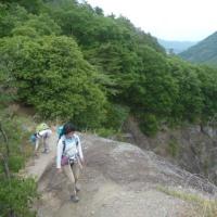 【ガイド】ステップアップ槍ヶ岳③岩殿山-稚児落とし