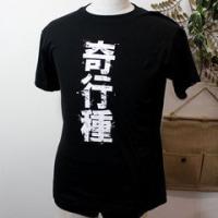 ☆【296】進撃の巨人 Tシャツ 「奇行種」