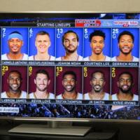 NBA開幕戦