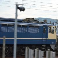 EF65-2139が久しぶりの来阪