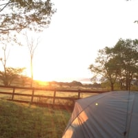 蒜山キャンプツーリング