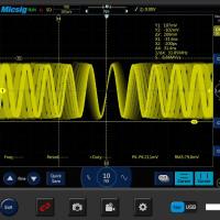 Micsig TO1000 Series(tBook mini) Tablet Type(Touch Panel) Digital Oscilloscopeのご紹介(日本語)