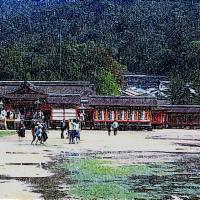 御朱印帳 厳島神社