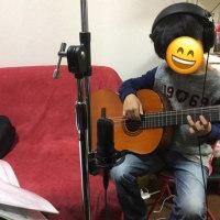 R君のレコーディング!