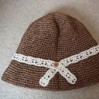 エコアンダリアの帽子