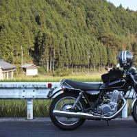 運動会とバイクの季節