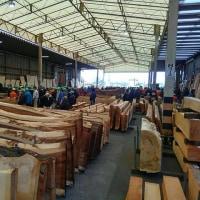 材木展示会