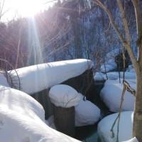 20170320_平和の滝から手稲山ケルンまで