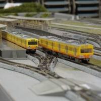 鉄道模型運転会開催その壱