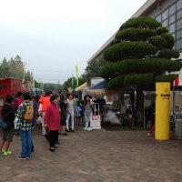 商工フェスティバルに行ってみました。