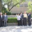 広島市にて地域における生活交通の確保について行政視察。
