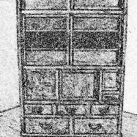 古い家具の処分の事など頭にはなかった・・〔東京都港区より〕