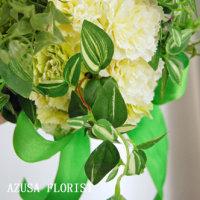 母の日 カーネーションの花束