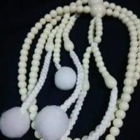 4・御本尊様の前で初めて御書を拝して・私の白い、お数珠のおもいで