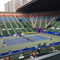 六年ぶりのテニス観戦~おまけ編