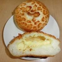 とろけるクリームチーズパン
